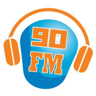 רדיו 90fm לוגו